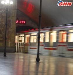 В ночь на Рождество метро Тбилиси будет работать до 3 утра