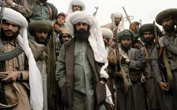 Талибан приветствует действия террористов-смертников и встречается с представителями оккупированной Южной Осетии