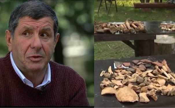 Еще один трагический результат российской оккупации - «Черная археология» на оккупированных территориях