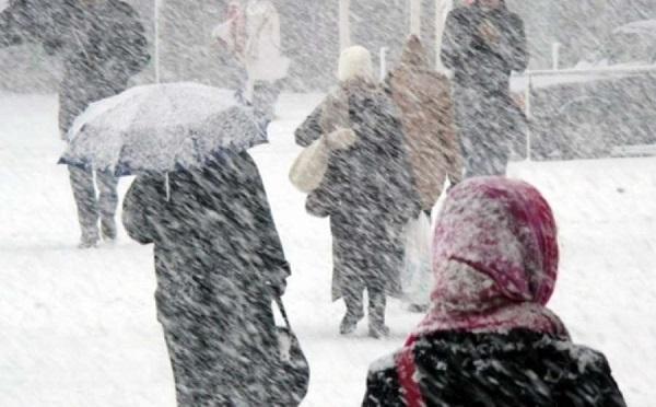 18-20 января температура воздуха в Грузии существенно понизится