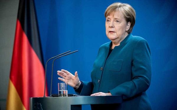 Ангела Меркель начала смягчать карантинные меры по всей стране
