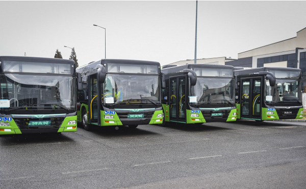 Общественный транспорт прекратит работу в больших городах Грузии