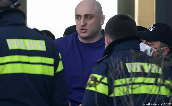 Правоохранители задержали Нику Мелия