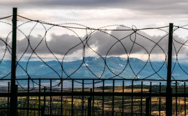 Оккупационный режим незаконно задержал троих граждан Грузии около села Эргнети