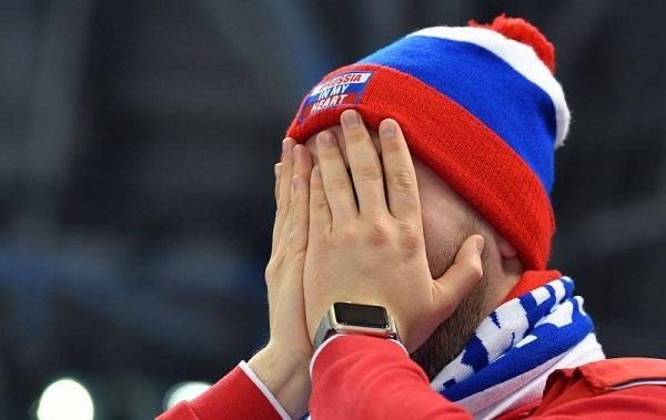"""Кремль - это тот, кто """"топчет ногами ценности спорта"""""""