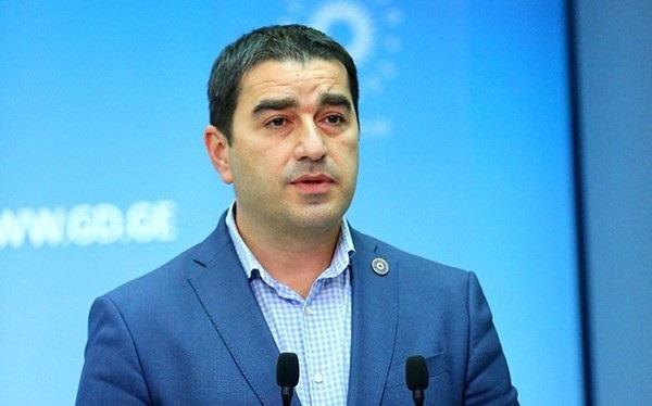 """""""Грузинская мечта"""" отзовет конституционные изменения, инициированные до соглашения от 19 апреля"""