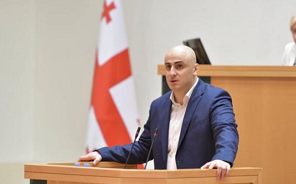По просьбе Ника Мелия парламент прекратил его депутатские полномочия