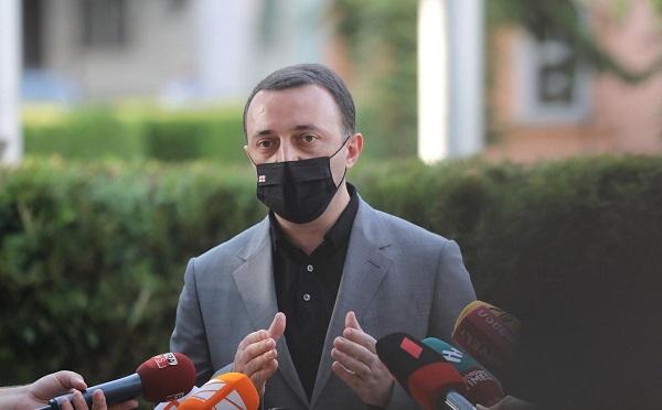 Ираклий Гарибашвили - В стране не существует ни одной альтернативной силы, кроме «Грузинской мечты»