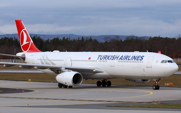 Turkish Airlines начинает полеты из Тбилиси с конца августа