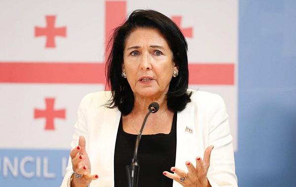 Саломе Зурабишвили - На Кавказе начинается новая эра