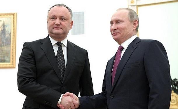 Как Кремль пытался вернуть Молдову в орбиту России