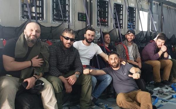16 граждан Грузии, покинувших Афганистан 20 августа, вернулись домой