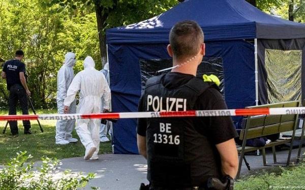 Убийство в Берлине: как видно, российские спецслужбы скрывают жену предполагаемого убийцы Хангошвили