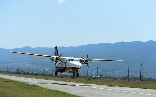 В Грузии разрешены внутренние авиарейсы