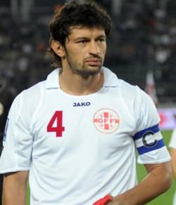 Федерация футбола Грузии не собирается устраивать Кахе Каладзе прощальный матч