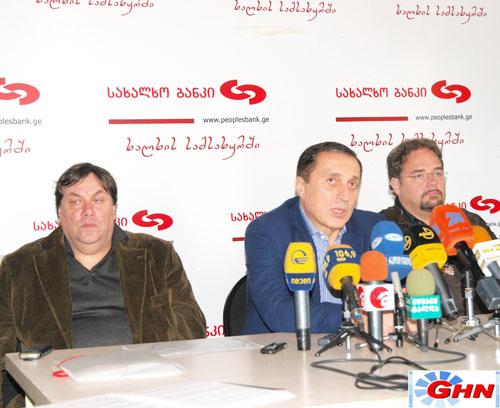 Фонд Пааты Бурчуладзе проведет в Тбилиси благотворительную акцию