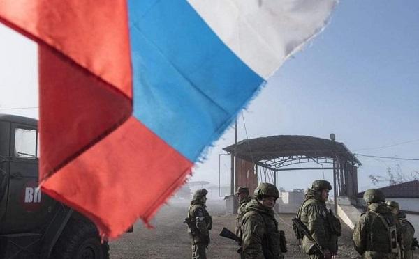 Еще один пример русификации - в непризнанном Нагорном Карабахе русский язык получил статус государственного