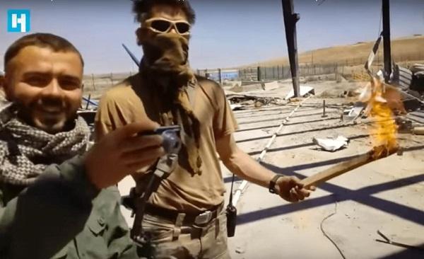 Журналисты идентифицировали наемников из ЧВК Вагнер, которые причастны к казни сирийца