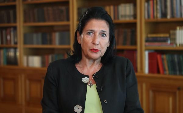 Страсбургский суд еще раз показал, что Грузия находится на правильной стороне истории - Саломе Зурабишвили