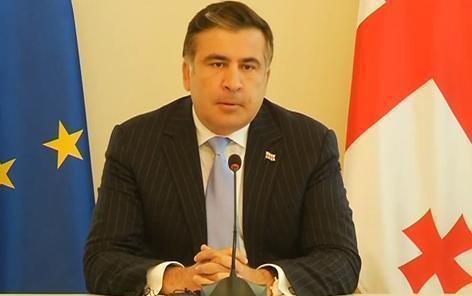 Михаил Саакашвили получил приглашение на церемонию инаугурации новоизбранного президента Георгия Маргвелашвили