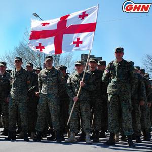 В Грузии начался новый этап военного призыва
