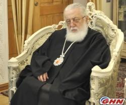 Патриарх Грузии пообещал интеллигенции Армении посредничество в проблеме армянских церквей