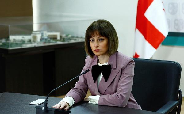 Екатерина Тикарадзе готова привиться вакциной AstraZeneca