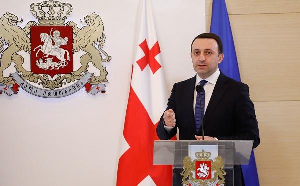 По словам Ираклия Гарибашвили, нет необходимости брать часть кредита ЕС