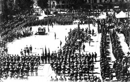В Грузии отмечают 95-ую годовщину со дня советской оккупации