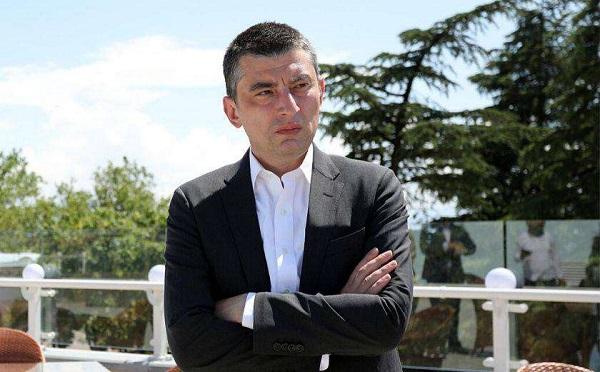 Георгий Гахария подал в отставку