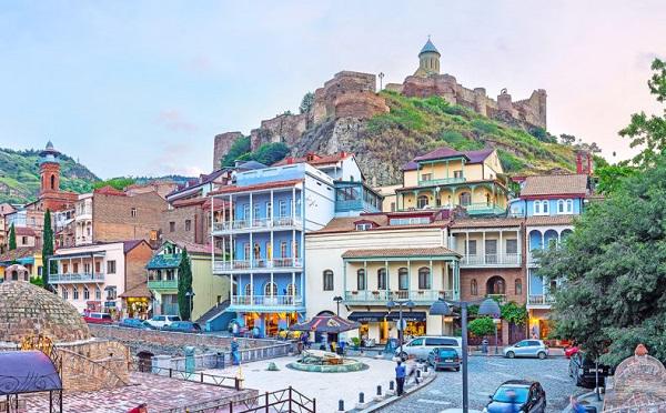 Грузия названа одним из лучших направлений летнего сезона в статье «Airbaltic»