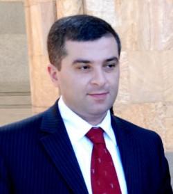 Спикер парламента Грузии встретится с бизнесменами