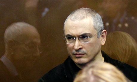 Верховный суд России не стал отменять приговор Ходорковскому
