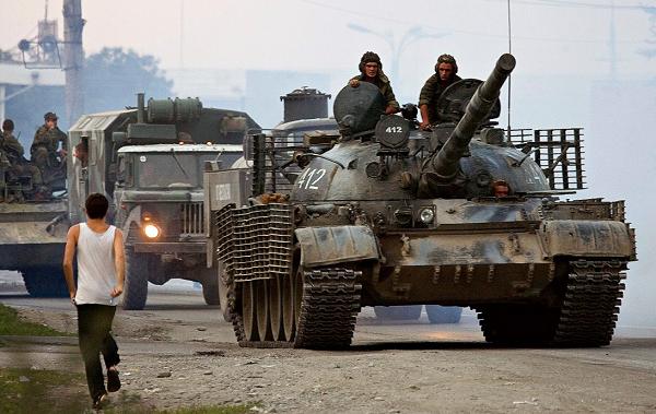 Россия провела этническую чистку грузин во время войны августа 2008 года- Страсбургский суд объявил решение по делу о войне 2008 года