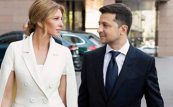 У супруги президента Украины Владимира Зеленского подтвердился новый коронавирус