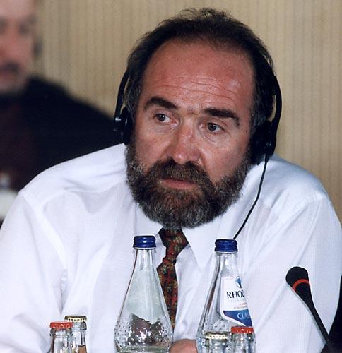 Российский журналист Олег Панфилов переехал жить в Грузию