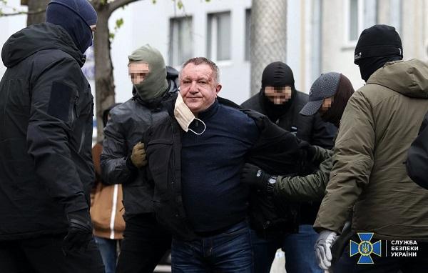 Скандал с украинским генералом предателем продолжается – найдены гранатомёты
