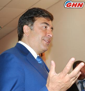 Михаил Саакашвили: Вампиры и мумии прошлого не смогут деньгами России вернуть назад Грузию