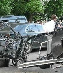 Пожилой мужчина погиб при ДТП в Тбилиси