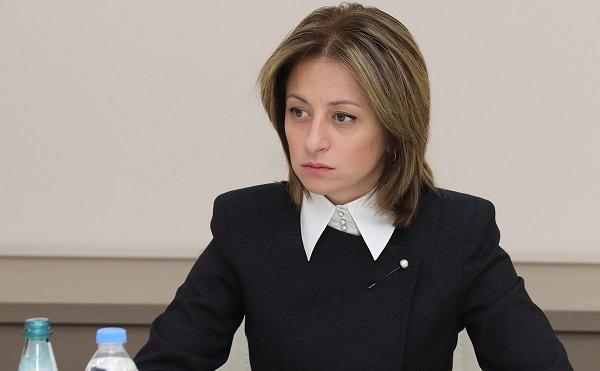 Китай выделил в подарок тысячу тестов, которые будут в Грузии в начале будущей недели -Екатерина Тикарадзе