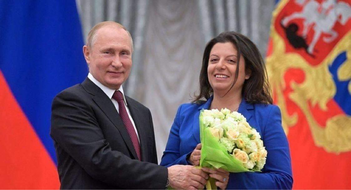 Кто такая любительница «зеленых человечков» Марго Симоньян, которая сожалеет о том, что русские не взяли Тбилиси, и хочет, чтобы Кремль плюнул на армян?