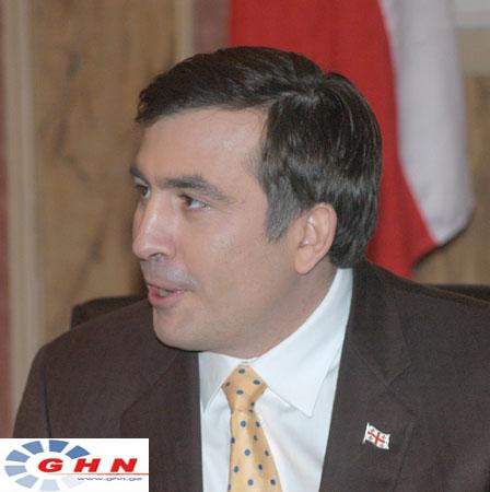 Михаил Саакашвили: Россияне и грузины не испытывают ненависти друг к другу