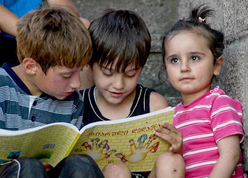 20 ноября отмечается Международный день против насилия над детьми
