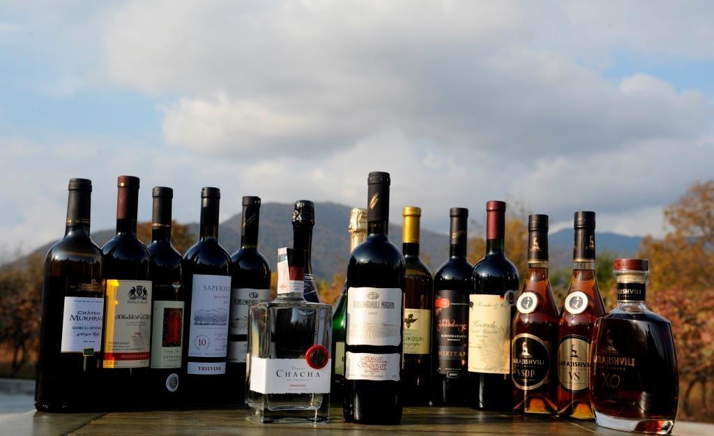Грузинские вина получили Гран-при и золотые медали на международном конкурсе в Гонконге