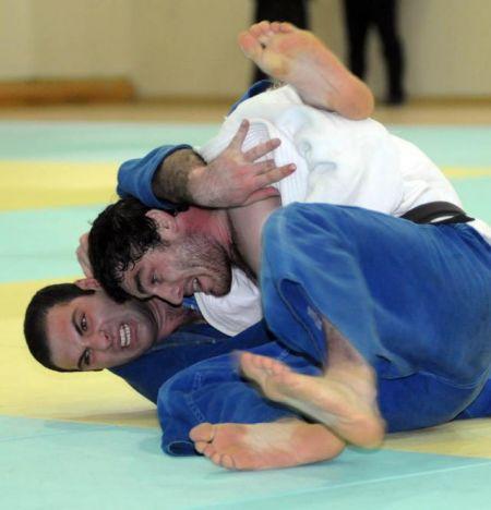 В Грузии начинается этап Кубка мира по дзюдо
