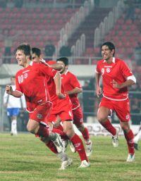 Молодежная сборная Грузии по футболу проведет матч с Ирландией
