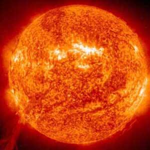Приближение Солнца к максимуму 11-летнего цикла, может вызвать проблемы на Земле