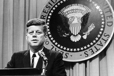 В США вспоминают Джона Кеннеди