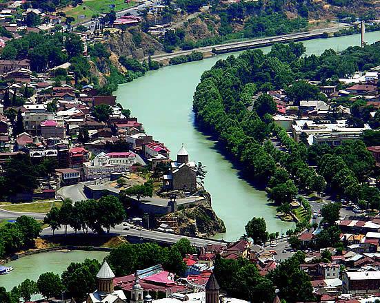 В Грузии отмечаю День столицы - праздник Тбилисоба