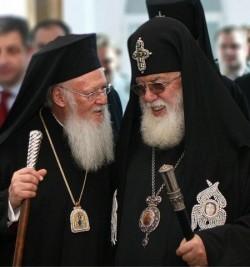 Отец Михаил Ботковели: Вселенский патриарх не примет решений в обход церкви Грузии